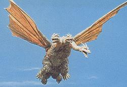 Godzilla Mothra 3