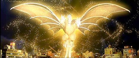 Godzilla Mothra 5