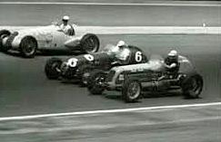 Race cars use